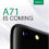 OPPO's latest mid-range smartphone, the OPPO A71, set to launch in Kenya