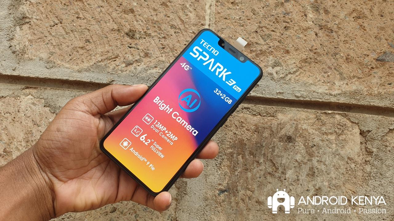 Tecno Spark 3 Pro specifications