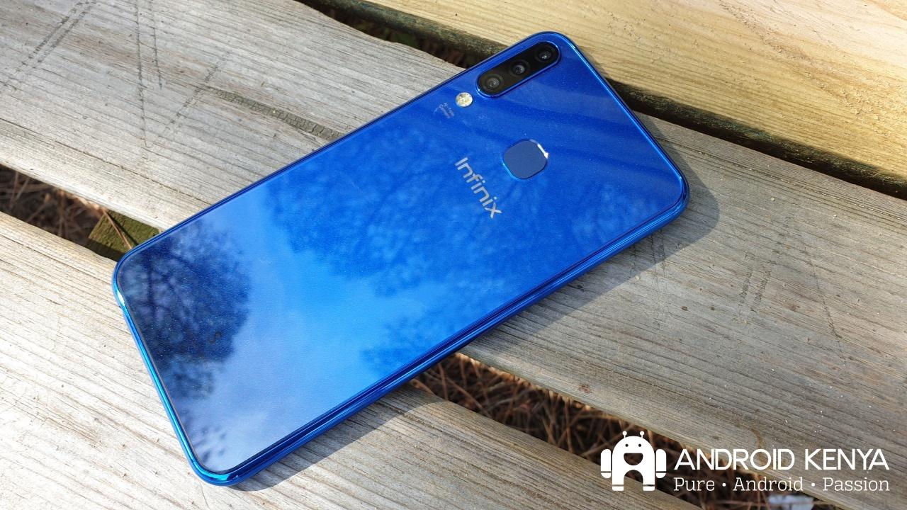 Comparison: Infinix S4 vs Samsung Galaxy A20
