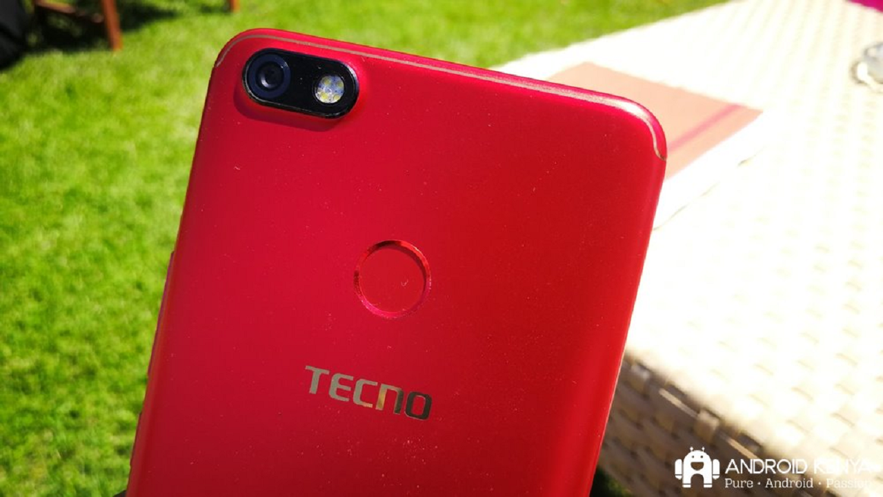 June security update for Tecno Camon X Pro available, still