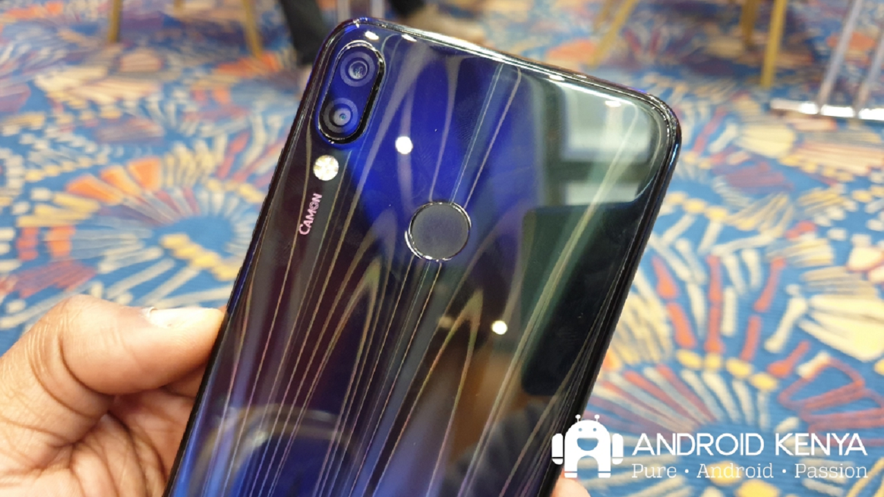 Deal: Tecno Camon 11 Pro (6/64GB) is now going for Kshs 16,999