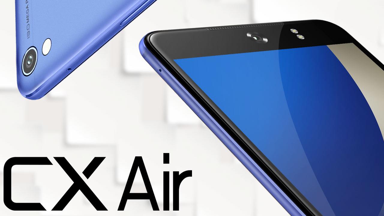 Tecno Camon CX Air update brings June 2019 security patch