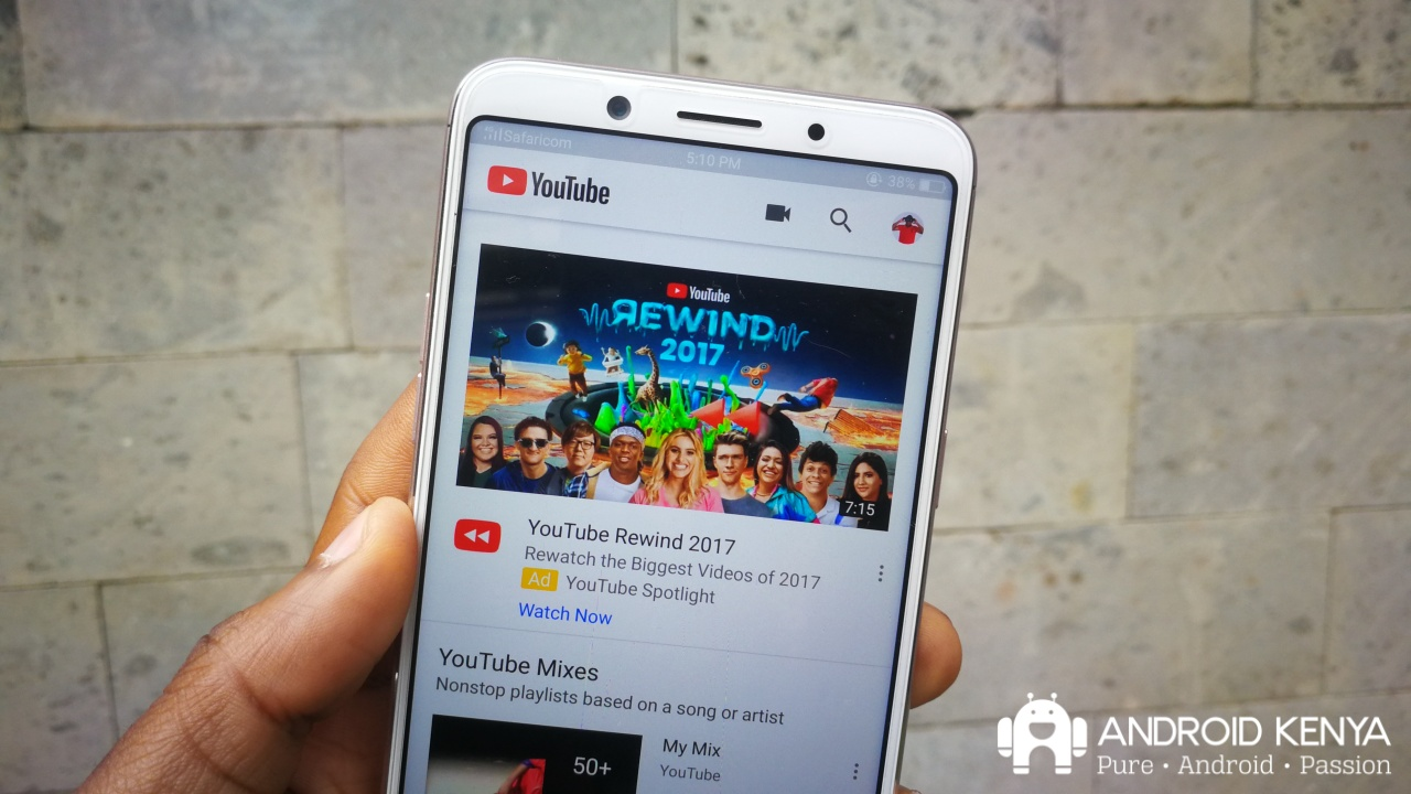 Reining in data usage on YouTube on your smartphone