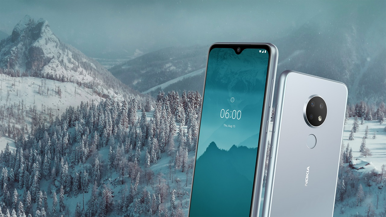 Nokia 6.2 specifications