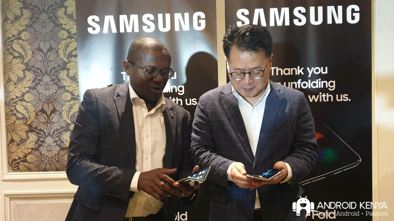 Samsung Galaxy Fold launched in Kenya, sells out immediately