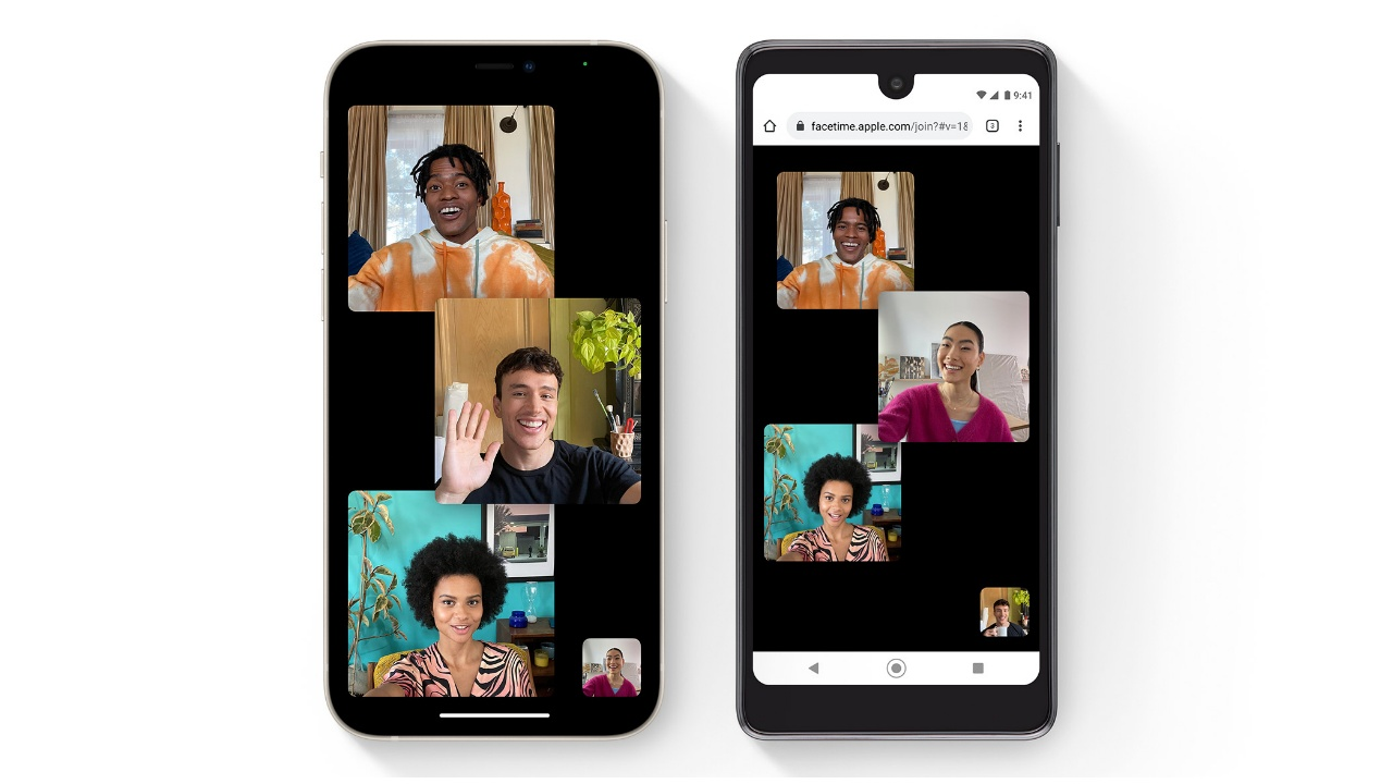 FaceTime comes to Android, sort of