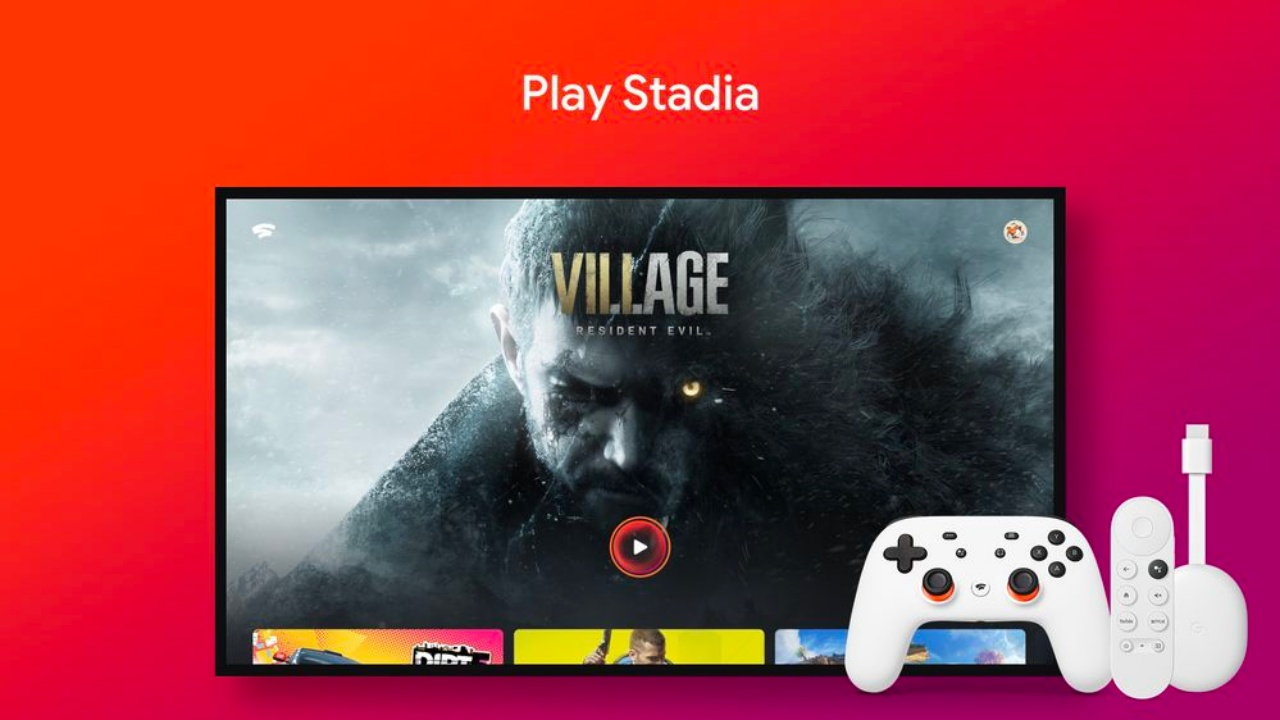 Google Stadia is finally coming to Android TV
